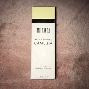Milani prep and soothe face oil